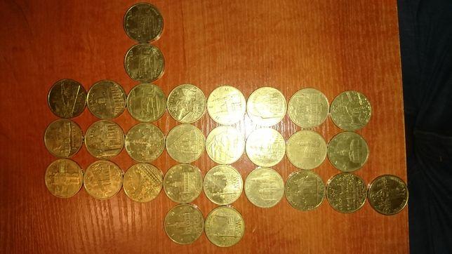 Sprzedam monety 2 zł 87szt