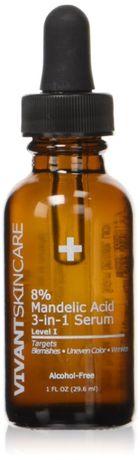 VIVANT 8% Mandelic Acid 3-In-1 Serum 30ml