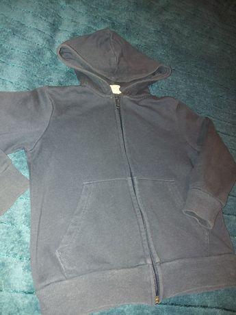 H&M bluza chłopięca z kapturem 110/116 cm 4-6 lat