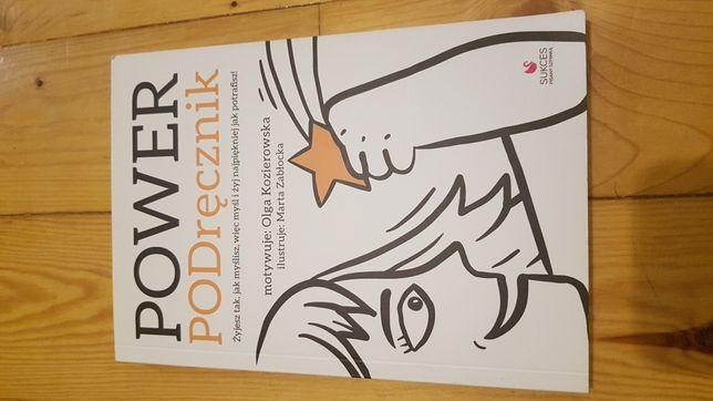 Power Podręcznik Kozierowska motywacyjny motywacja rozwój osobisty