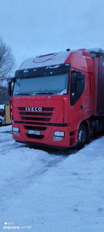 Iveco Stralis  IVECO STRALIS 420, EUR5 cert, 2008, 690000km, 2 zbiorniki