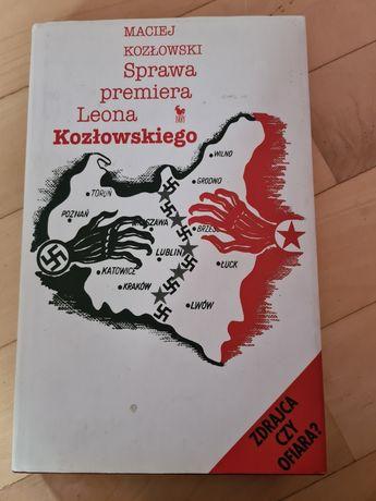 Sprawa premiera Leona Kozłowskiego