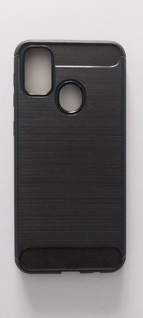 Etui case plecki Samsung M30s SM-M307F carbon