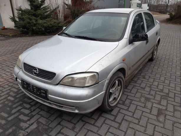 Opel Astra G (1,6 B; 8v). Cały na części (wszystkie części)