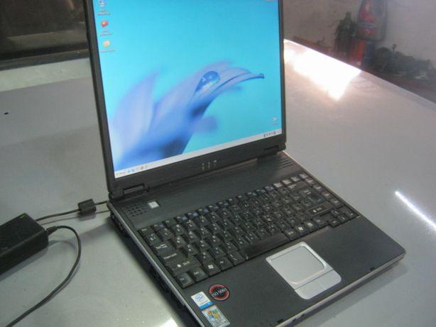 Ноутбук ( простенький . не игровой. )