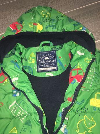 Зимова куртка George 4-5