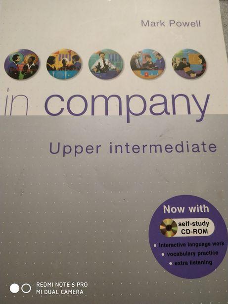 Рабочая тетрадь английский язык Mark Powell Upper Intermidiate