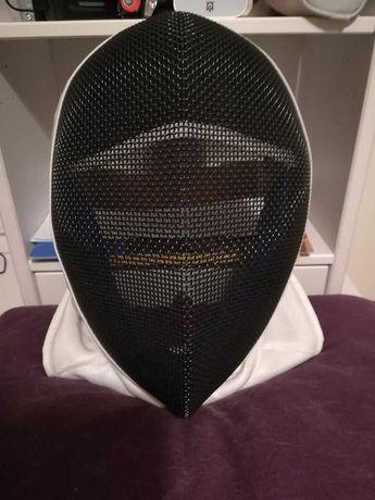 Máscara de Esgrima para floretista   Uhlmann - Nova e sem Uso