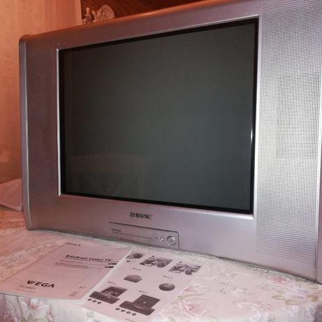 Телевизор SONY Trinitron Color TV KV-SW21