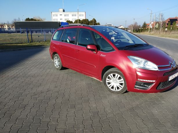 Citroen C4 Picasso 1.6 HDi 2011 5 osobowy