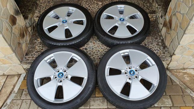 Зимние BMW i3 Колеса 2016 год +Датчики+колпачки,427 style,Bridgestone