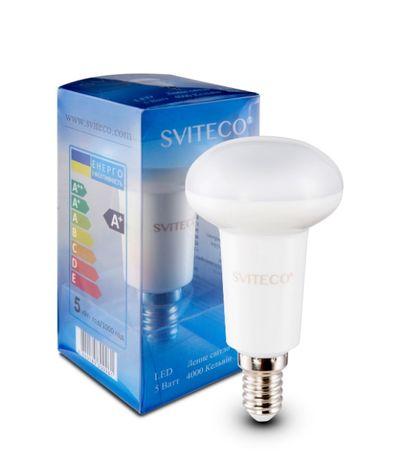 Лампа светодиодная Led R50 E14 5W