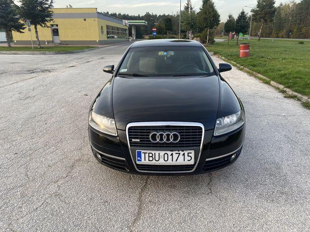 Audi A6 c6 2,4 benzyna z gazem Właściciel