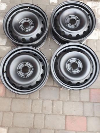 Диски R14 4 × 100 ET49 комплект опель