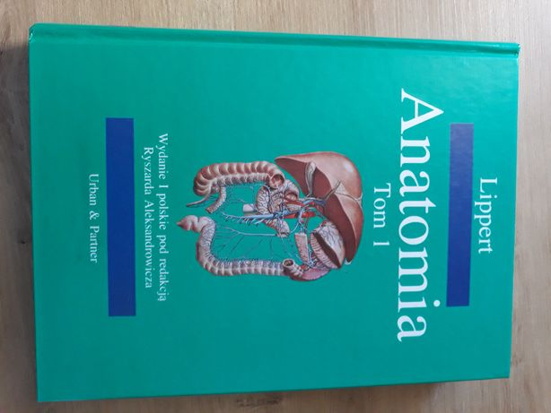 Anatomia Lippert tom I