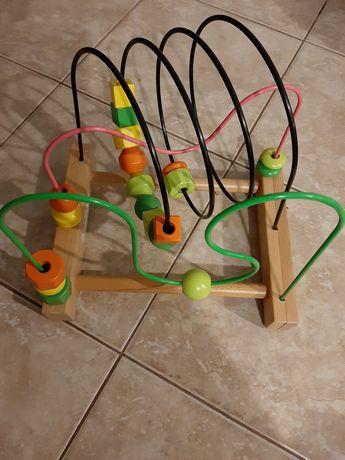Mula zabawka Ikea