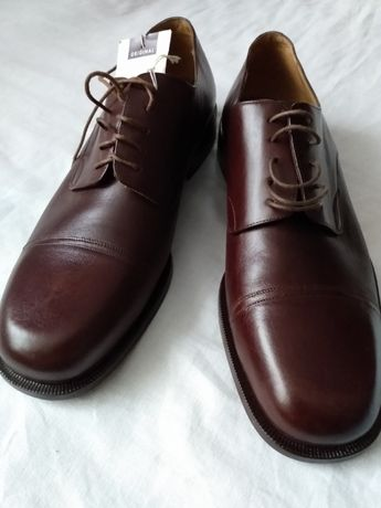 KAZAR - ekskluzywne wizytowe skórzane buty męskie