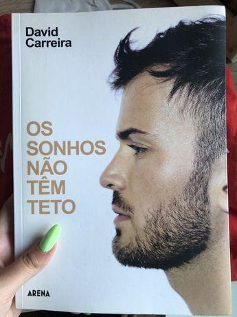 Livro David Carreira