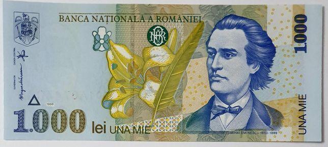 Rumunia banknot UNC