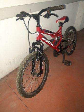 Bicicleta Berg roda 20