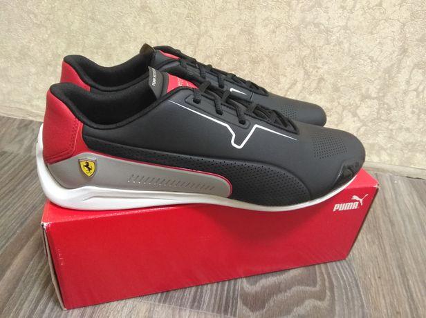 ОРИГИНАЛ Кроссовки Puma Scuderia Ferrari размер 48 стелька 31,5 см
