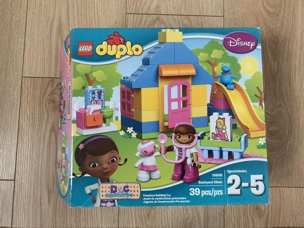 Klinika dla pluszaków 10606 Lego Duplo dr Dosia stan idealny