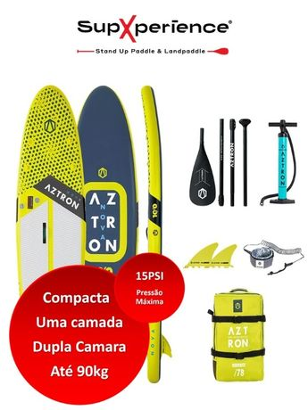 "Prancha SUP 10"" Stand Up Paddle"