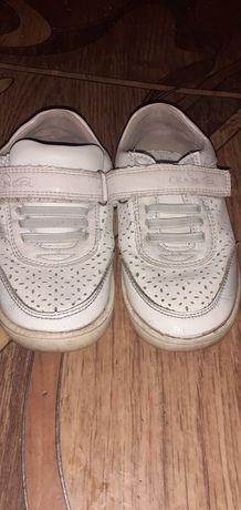 Кросовки белые на девочку