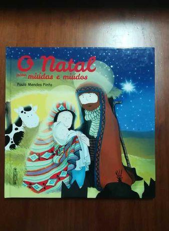 Livro - O Natal para miúdas e miúdos