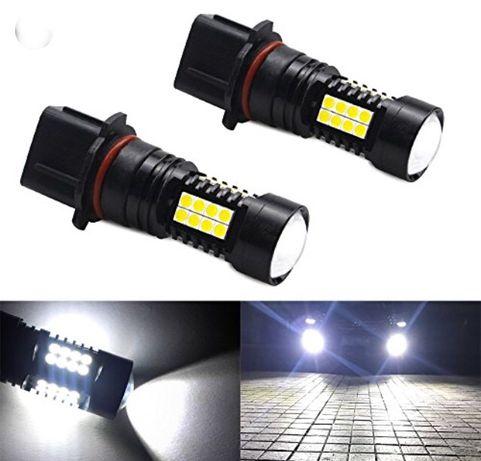 LED P13W - PSX26W 1200Lm canbus Novo