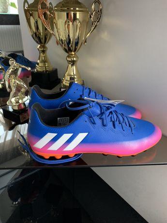 НОВЫЕ Копочки Adidas Messi 16.3 AG 28,5 СМ сороконожки