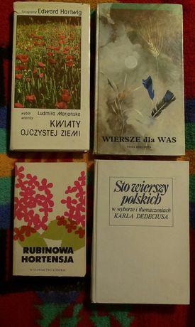 Kwiaty ojczystej ziemi, Wiersze dla Was Rubinowa Hortensja Sto wierszy