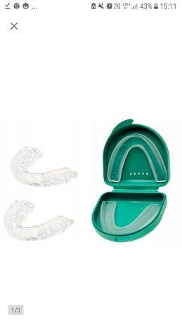 Nakładka relaksacyjna na zęby, bruksizm, stany nerwowe