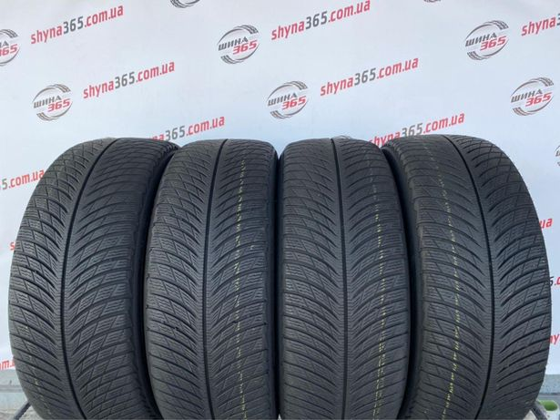 R18 225/55 Michelin PilotAlpin5 Шини Б/у Склад ЗИМА