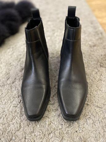 Продам сапоги ботинки на осень челси zara