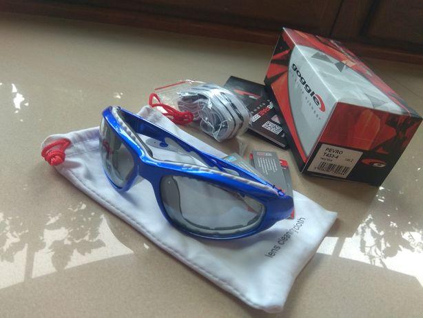Okulary sportowe Goggle Pevro T433-4