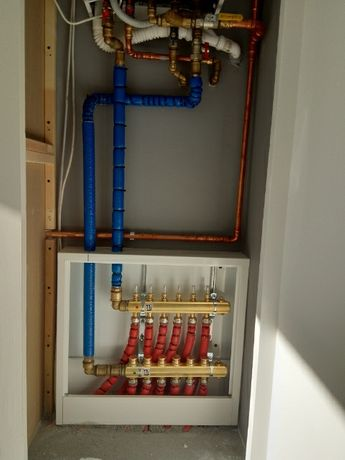 Uslugi gazowe-hydrauliczne.Hydraulik.Montaż i wymiana pieców CO