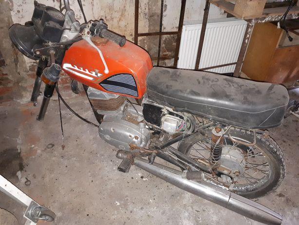 Motor Cz 175 cześci