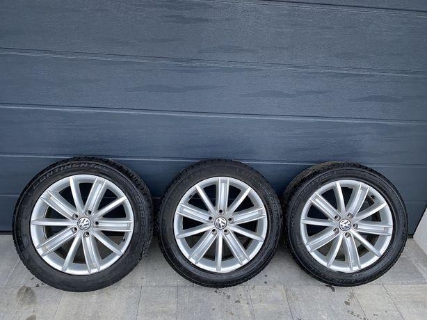 Kola letnie oryginalne VW 18 cali Tiguan