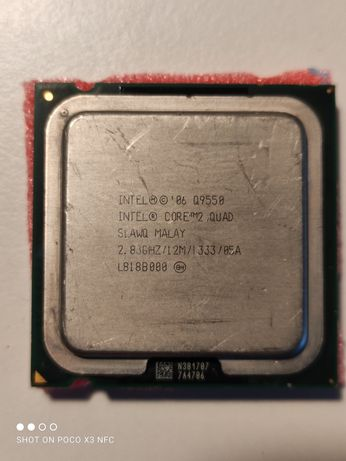 CPU Intel Core Q9550 12MB/1333 LGA 775