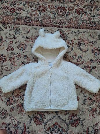 Меховушка куртка