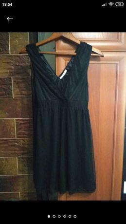 Шикарне плаття в цятку