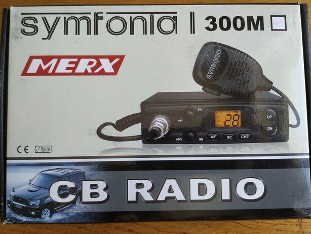 Радіостанція merx-symfonia 300m рація