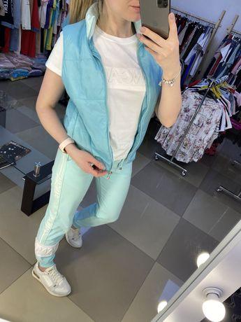 Стильный женский костюм Sogo Pangaia тройка Турция