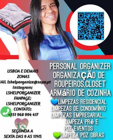 LS Help Organizer