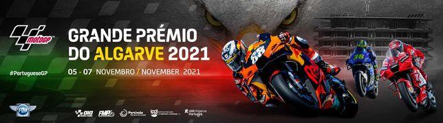 Bilhete MotoGP, bancada Portimão