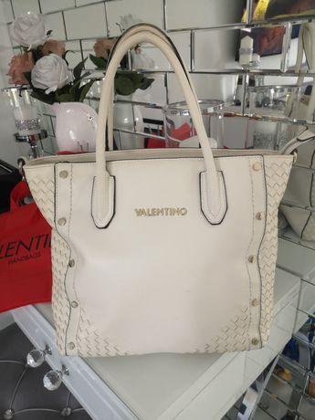 Oryginalna Valentino torebka bezowa