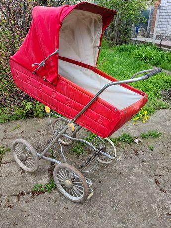 Ретро коляска СССР