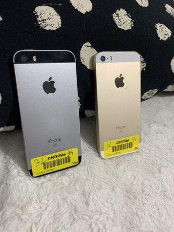 Iphone se 32gb złoty i szary