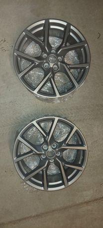 2 Felgi aluminiowe ford Focus st